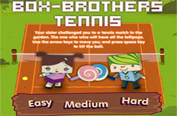Boksz brothers tennis