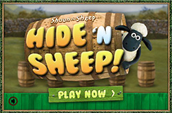 Hidden sheep